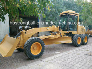 9ton 130HP Motor Grader Py9130 with Front Dozer and Rear Ripper pictures & photos