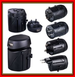 World Travel Universal Power Adapter pictures & photos