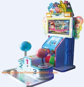 Game Machine Sports Run Amusement Machine pictures & photos