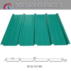 Color Prepainted Galvanized PPGI Roofing Sheet pictures & photos