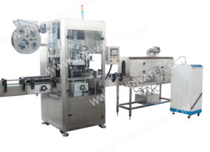 Automatic Labeler Machine for Beverage Pet Bottles pictures & photos