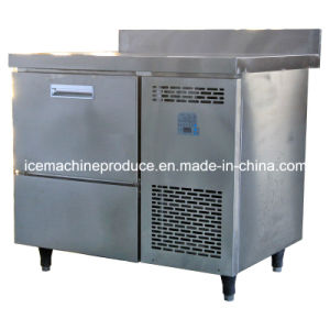 80kgs Workbench Cube Ice Machine for Food Service pictures & photos