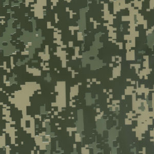 Kingtop 1m Width Camouflage Design Hydrographic Dipping Liquid Image Hydrographic Film Wdf9037 (1M) pictures & photos