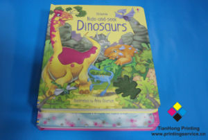 Chipboard Kids Books, Board Book Printing (OEM-BD002) pictures & photos