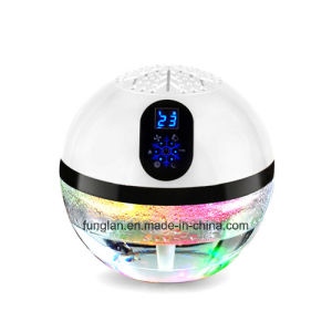 Car Air Purifier Smart Function with Remote Control