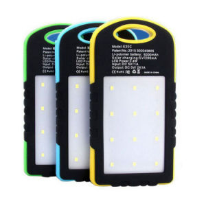Smart Charger/ Solar Power Bank/Solar Charger for Outdoor Charging pictures & photos