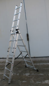 Aluminum Extension Ladder (GL-EXL3X7)