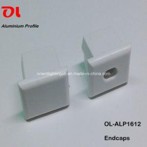 LED Anodised Slim Aluminum Profile (ALP1612) pictures & photos