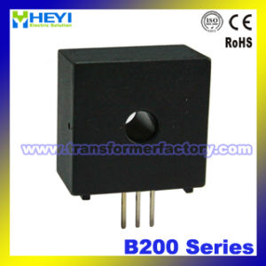 (B200 Series) Closed Loop Mode High Accuracy Hall Current Sensor pictures & photos