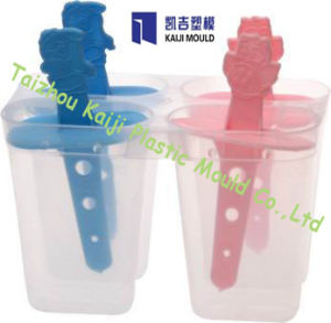 High Precise Plastic Ice Container Mould