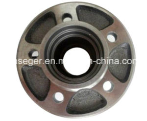 OEM Custom CNC Machined Sand Iron Casting Metal pictures & photos