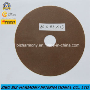 Ultra Thin Abrasive Wheels for Cutting Tungsten Wire pictures & photos