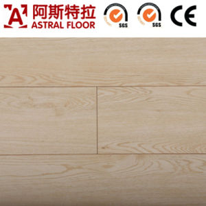Oak/ Teak/ Bamboo/ Beech/ Color 12mm and 8mm HDF Laminate Flooring pictures & photos
