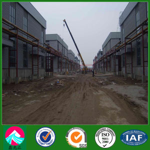 Steel Structure / Steel Frame Building (XGZ-SSW 213) pictures & photos