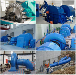 Hydro Power Plant / Small Hydropower Station / Water Turbine Generator pictures & photos