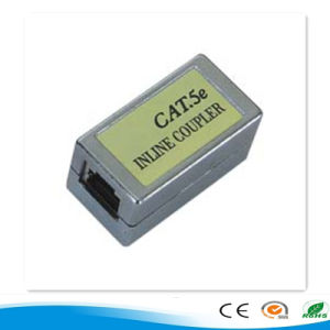 Cat5e Inline Coupler pictures & photos
