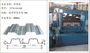 Galvanized Steel Plate Floor Deck (ZY148) pictures & photos