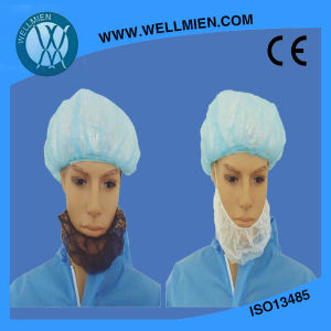 Food Industry Surgical Hygiene Beard Cover pictures & photos