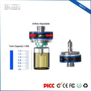Vpro-Z 1.4ml Bottle Piercing-Style Airflow Adjustable E-Cigarette Ce4 EGO Kit pictures & photos