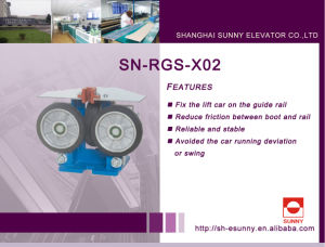 Roller Guide Shoe for Elevator (SN-RGS-X02) pictures & photos