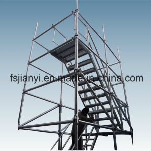 Heavy Duty Support Construction Building Cuplock Scaffold pictures & photos