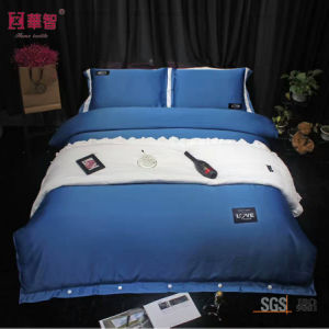 Queen Size Luxury Silk Bed Sheets pictures & photos