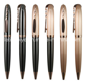 High End Copper Metal Gift Pen (LT-C571) pictures & photos