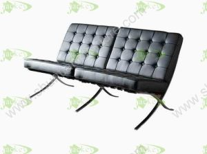 (SX-004A) Leisure Stainless Steel Barcelona Chair pictures & photos