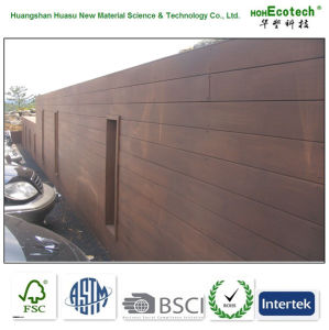 Waterproof Rot-Resistant Wood Plastic Composite (WPC) Wall Panel /Wall Board pictures & photos