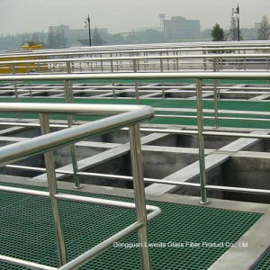 Fiberglass Walkway Grating, FRP/GRP Decorative Gratings, FRP Customized Molded Grating pictures & photos