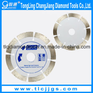 Vacuum Brazed Diamond Dry Cutting Saw Blade pictures & photos