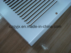 Heater Ventilation Louvered panel for Heater pictures & photos