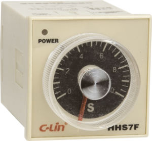 Electronical Time Relay (HHS7G(JSM8G), HHS7F(JSM8F)) pictures & photos