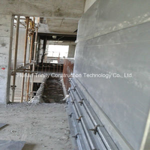 Foam Concrete Casting Wall for Building