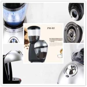 Electric Mitto Italian Style Home Use Coffee Bean Grinder Machine pictures & photos