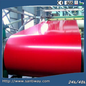 PPGI Prepainted Galvanized Steel in Coil pictures & photos