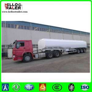 42000L Fuel Tank Truck Trailer (truck head with tank trailer) pictures & photos
