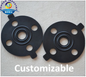 Flat Round Rubber Seal and Gasket pictures & photos