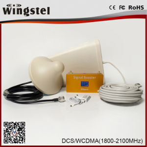New Design WCDMA 2100MHz 3G Phone Signal Booster with LCD pictures & photos