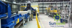 PET waste bottle recycling line pictures & photos