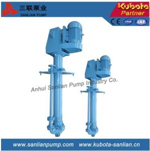 Sp-Type Vertical Submersible Slurry Sump Pump-Sanlian/Kubota pictures & photos