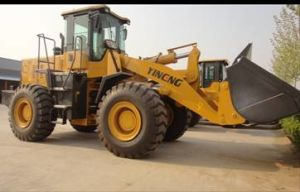 Yn966g Wheel Loader Cat Engine 3.5cbm pictures & photos