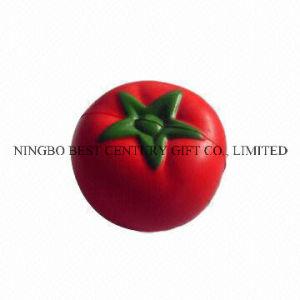 Wholesale PU Stress Toy Tomato Shaped