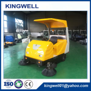 Electric Road Sweeper, Floor Sweeper, Street Sweeper (KW-1760C) pictures & photos