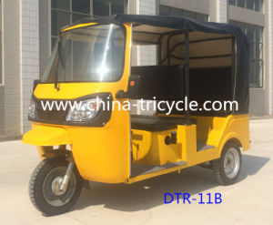New Design and Passenger China Rickshaw (DTR-11B) pictures & photos