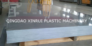 PVC Advertisement Free Foam Board Extrusion Machine pictures & photos