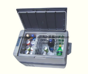 DC 12V 24V Mini Portable Camping Car Fridge pictures & photos