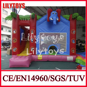 Popular Commercial Inflatable Bouncers with En 14960 Standard (J-BC-036) pictures & photos