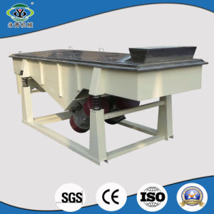 High Frequency China Quartz Sand Linear Vibrating Screen pictures & photos