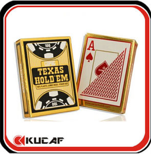 Double Set Poker Cards pictures & photos